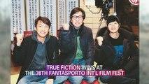 [Showbiz Korea] 'TRUE FICTION' WINS AT THE 38TH FANTASPORTO INT'L FILM FEST