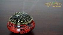 Khói trầm hương bay - The way of incense - NGỘ TRẦM