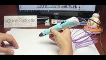 3D РУЧКА! ДЕЛАЮ АРМИЮ РОБОТОВ! 3D Pen make plastic ROBOTS!