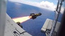 Hellfire Missile Launch