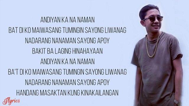 Shantidope : Nadarang - Agsunta ft. JRoa (cover) Lyrics