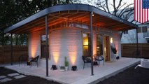 Texas startup can 3D-print cheap houses in less than 24 hours