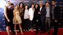 """F.R.E.D.I"" Premiere Screening Red Carpet Kelly Hu, Chloe Lukasiak, Casimere Jollette"