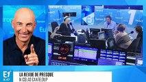 """VGE et Balladur manifestent : """"Macron, du pognon et de la soupe aux potirons !"""""""