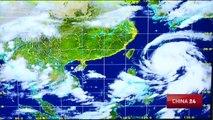 Super Typhoon Megi makes landfall in China