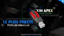 XIM APEX/XIM 4 - Connecter Nunchuk Playstation Move Navigation/Nintendo Switch Joy-Con   No-Pad.fr