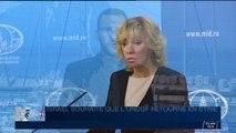 Empoisonnement d'un ex-espion russe : Moscou dément les accusations des États-Unis et du Royaume-Uni