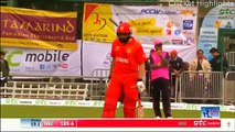 Misbah-ul-Haq Six Sixes 6 6 6 6 6 6 6 sixes in a row in Hong Kong T20 Blitz New