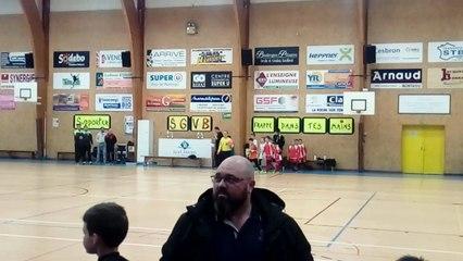 tournoi U10-U11 a St Georges de Montaigu