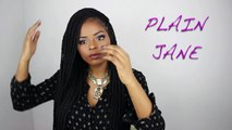 How to Style Senegalese Twists/Box Braids