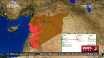 Syria conflict: Syrian government army