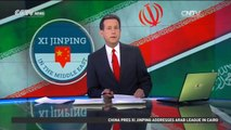 Chinese President Xi Jinping Visits the Middle East