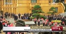 Xi's visit marks 65 years of China-Vietnam relations