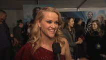 Reese Witherspoon overwhelmed rehearsing with Meryl Streep