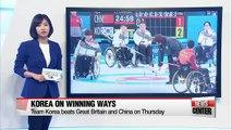Day 6 of the PyeongChang Winter Paralympics