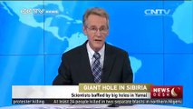 Scientists baffled by big holes at Yamal