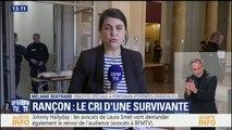 """Procès de Jacques Rançon: """"Il a sorti un couteau et m'a éventrée"""", le récit bouleversant d'une victime"""