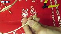 Génération 3 - bow 1 poignée, 1 déclencheur | des bâtons de Popsicle arc