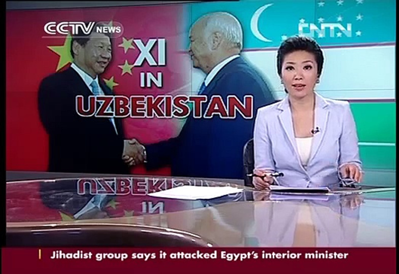 Chinese, Kazakh presidents discuss friendship, cooperation