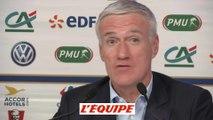 Deschamps donnera sa liste le 15 mai - Foot - Bleus
