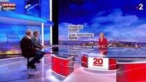 Bertrand Cantat agressé, François Cluzet refuse de s'exprimer (Vidéo)
