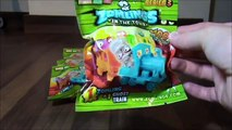 Zomlings Series 3 Trains Blind Bags - The Hunt For The Gold Train Part 3 - Zomlings Serie 3 Trenes