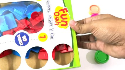 Learn A B C D with PLAY DOH | Babys Life for KIDS