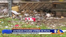 Neighbor Finds Veteran Starving, Lying in His Own Waste