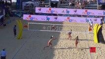 Beach Volleyball Brazilian Stars Agatha_Barbara