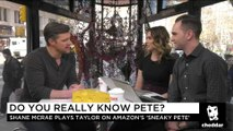 """""""Sneaky Pete"""" Star on the Benefits of Amazon"""