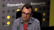 """Grève à la SNCF deux jours sur cinq : """"Nous allons engager un conflit marathon. Il y a la nécessité de gêner sans trop gêner les voyageurs. Nous voulons faire comprendre notre combat aux Français"""", explique Rémi Aufrère-Privel, de la CFDT Cheminot"""