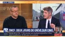 SNCF: les syndicats optent pour la grève (2/2)