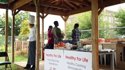 National Nutrition Month Highlight: Aramark and American Heart Association Helping Children and Families Lead Healthier Lives