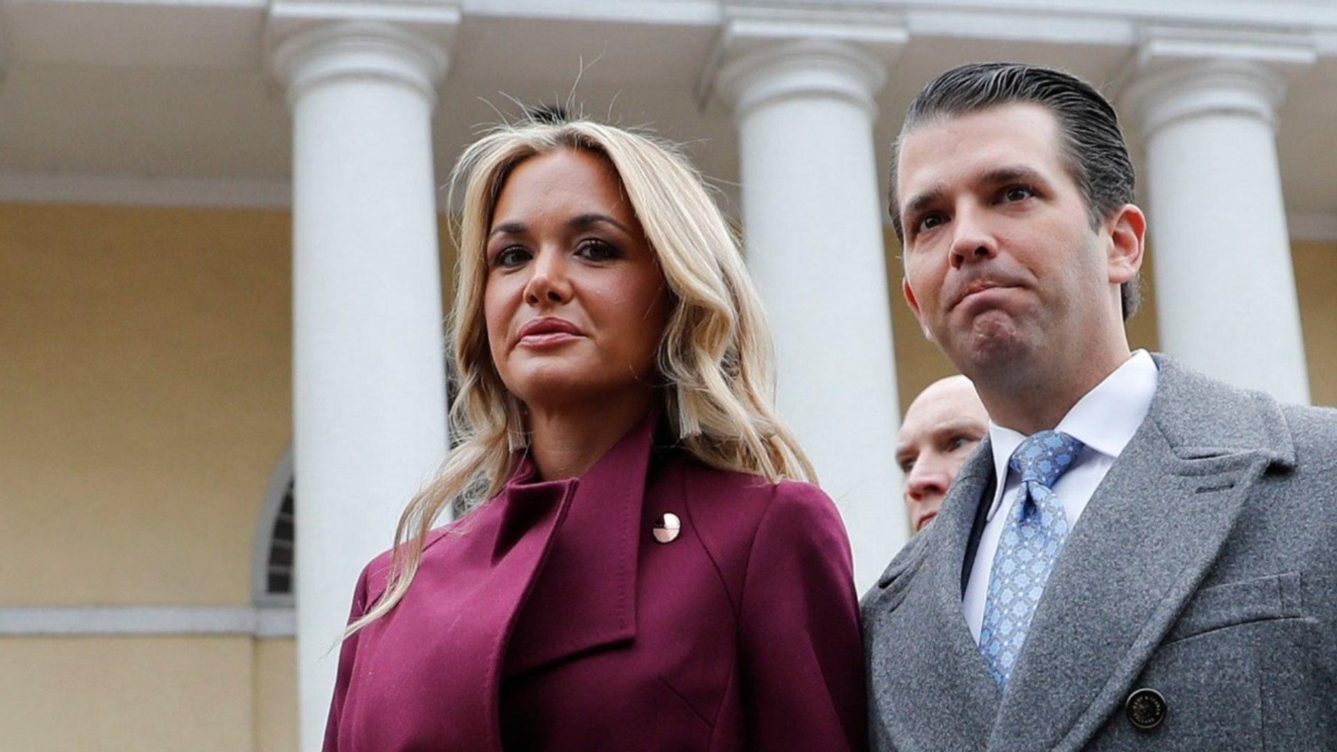 Vanessa Trump Files Divorce With Donald Trump Jr.