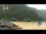 น้ำท่วม อ ตะกั่วป่า สวนปาล์มกว่า 100 ไร่เสียหาย | ข่าวเปรี้ยงเที่ยงตรง | 8 ก.ย. 59