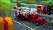 Fire Brigade | Fire Trucks Cartoon | Fire Station for Children | Car Videos for Kids