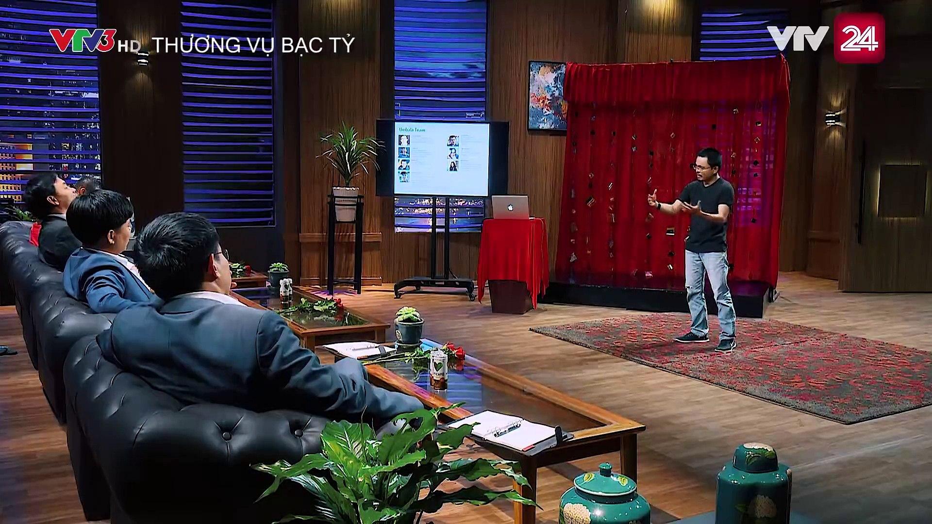 Thương Vụ Bạc Tỷ Tập 9 Full HD l Shark Tank Việt Nam l Thích chất điên điên của start-up, Shark Thủy