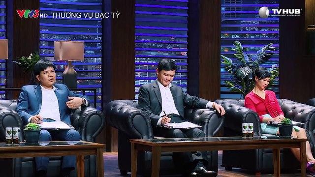 Thương Vụ Bạc Tỷ Tập 10 Full HD l Shark Tank Việt Nam l Shark Tank Việt Nam Chàng trai 'lắc đầu' trước 7 tỷ đồng của đại gia bất động sản
