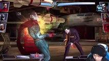Injustice 2 Superman VS Doomsday Ultimate Battle Gameplay! | Injustice: Gods Among Us