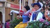 La Magie Disney en Parade - Disneyland Paris new/new/2016 HD