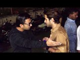 Ranveer Singh Gets ANGRY With Fans While Posing For Media | Bollywood Buzz