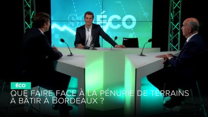 SO Eco - Que faire face à la pénurie de terrains à bâtir à Bordeaux