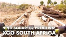 Cross Country MTB preview in South Africa with Nino Schurter.