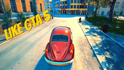 Top 10 Games Like GTA 5 for Android [GameZone]