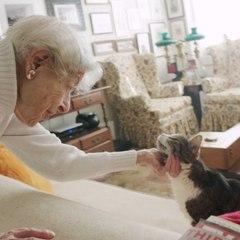 Natasha Brenner - The 96-year-old vegan