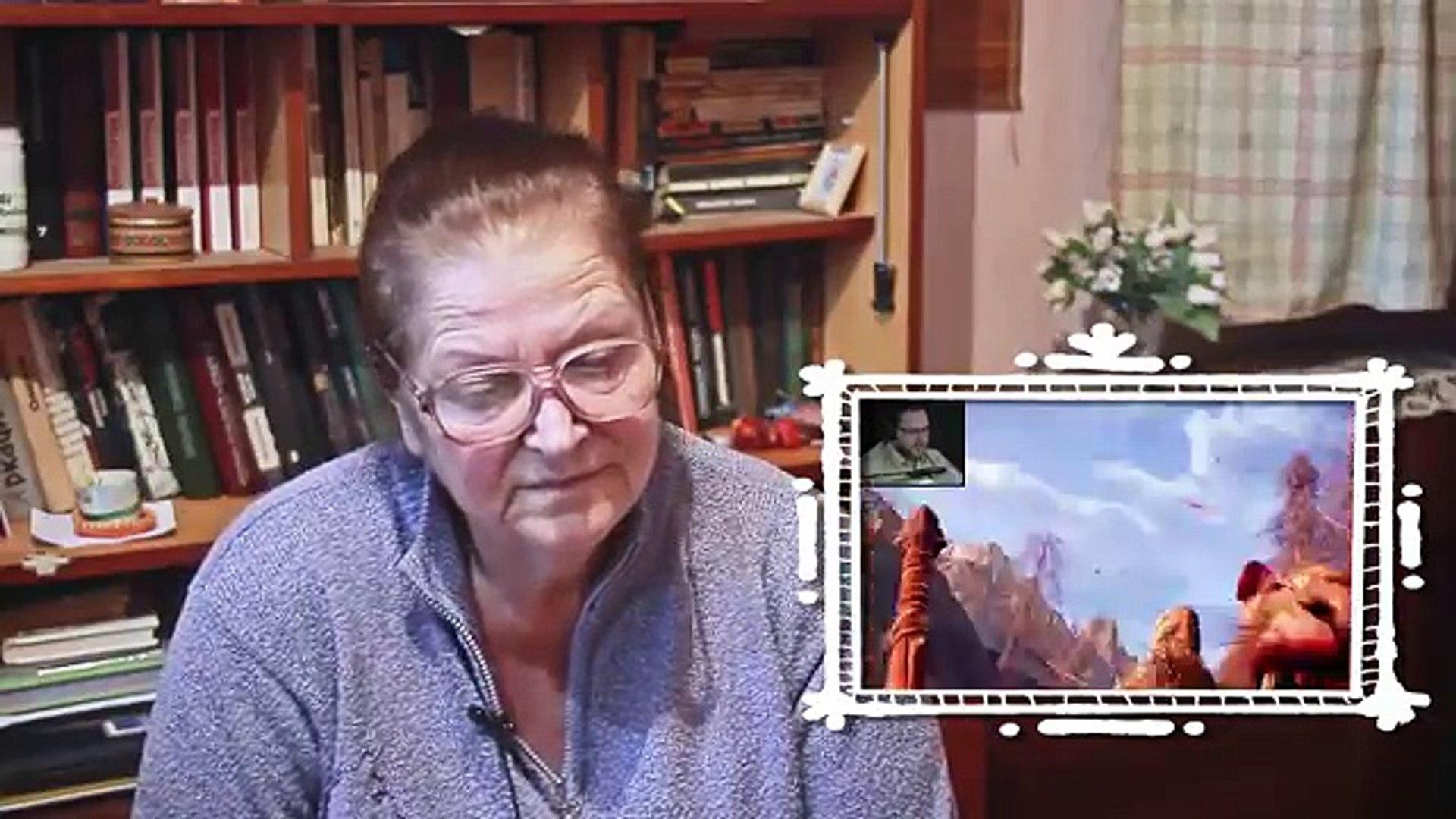 Бабушка реагирует на КУПЛИНОВА (канал Kuplinov ► Play)