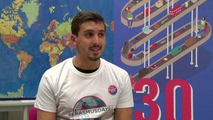 """""""D'Erasmus à Erasmus+ : 30 ans de succès !"""""""