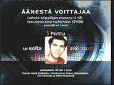 Big Brother äänestys 2005 Suomi TV-mainos