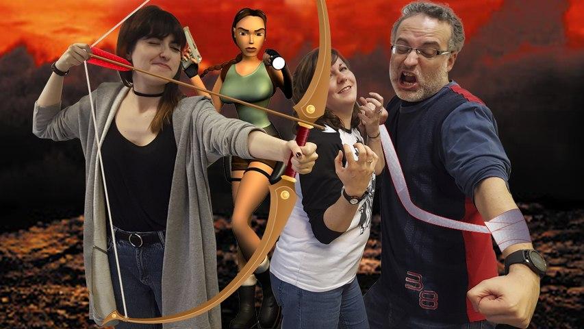 Tertulia - Los juegos y las películas de Tomb Raider