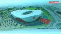 Brest. Le projet de nouveau stade est lancé !